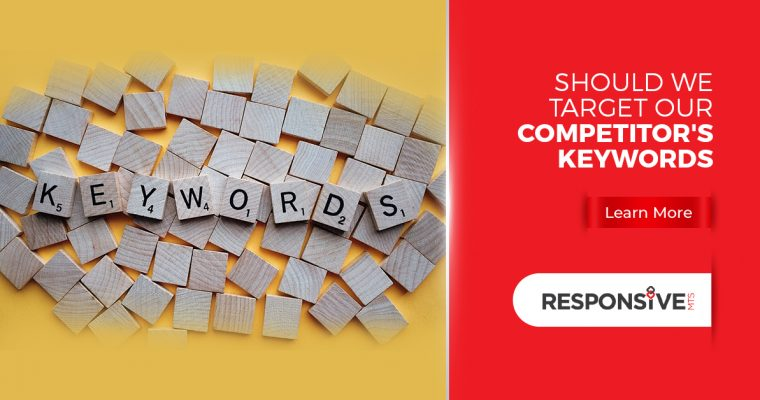 Should We Target our Competitor Keywords?