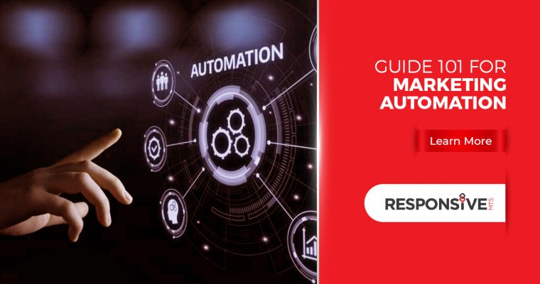 Guide 101 For Marketing Automation
