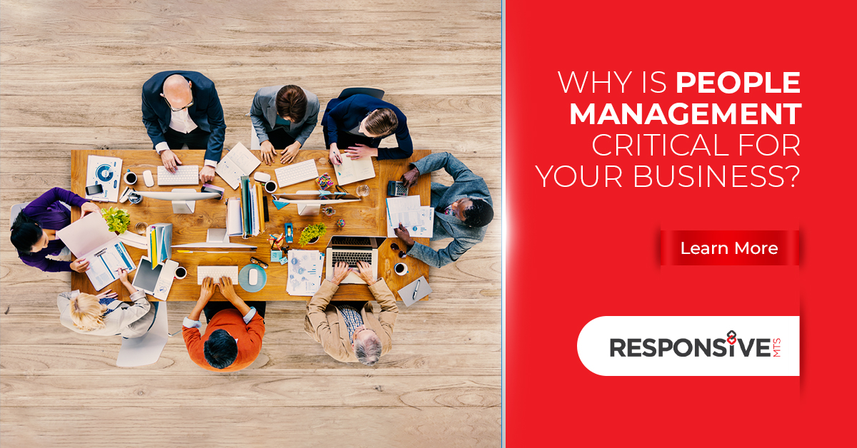 Why is People Management Critical For Your Business?